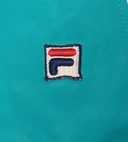 80's イタリア製 エメラルドグリーン FILAジャージ
