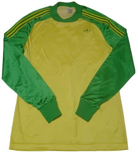 [古着/USED] 70's フランス製 アディダス サッカーシャツ(ls-111)