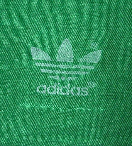 [古着/USED] 80's 西ドイツ製 アディダス サッカーシャツ