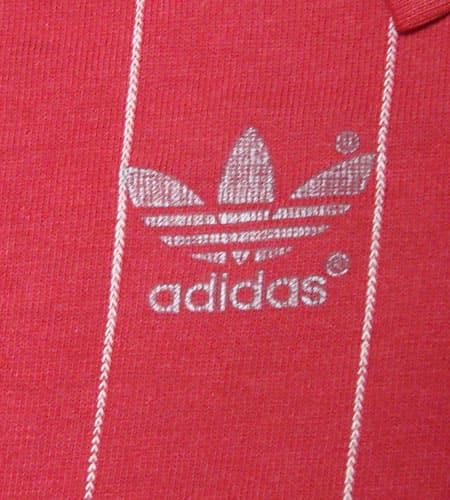 80's 西ドイツ製 アディダス サッカーシャツ