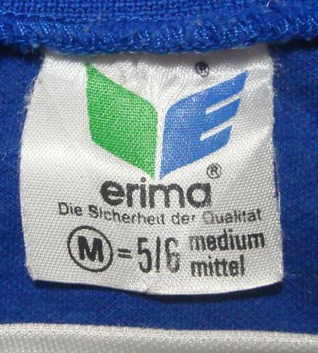 [古着/USED] 80's イタリア製 ERIMA サッカーシャツ