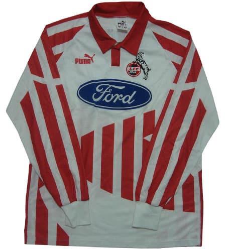 [古着/USED] 90's ドイツ製 FCケルン プーマサッカーシャツ