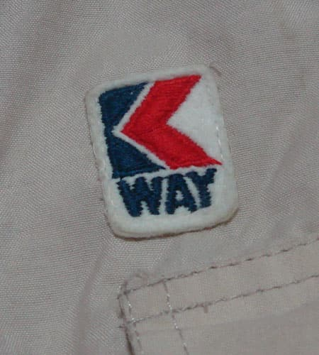 [古着/USED] 80's フランス製 K-WAY リバーシブルジャケット