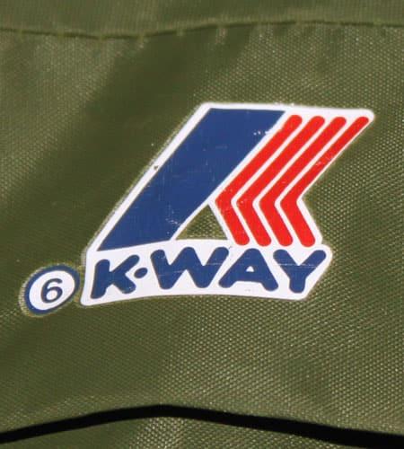 [古着/USED] 70's フランス製 K-WAY ナイロンジャケット