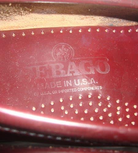 [古着/USED] 80's US製 SEBAGO ローファー