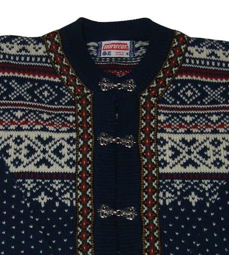 [古着/USED] 80's アイスランド製 ノルディックセーター