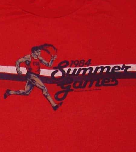 80's US製 ビンテージTシャツ(ts-252)
