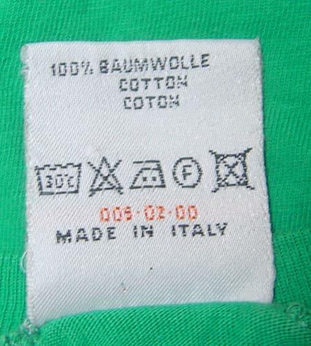 [古着/USED] 80's イタリア製プーマTシャツ