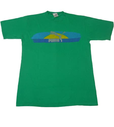イタリア製プーマTシャツ