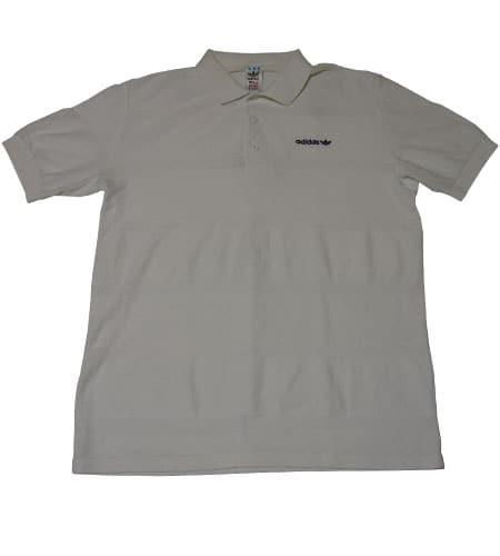 [古着/USED] 80's ユーゴ製 アディダス ポロシャツ(ts-311)
