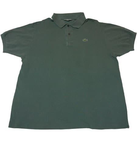 [古着/USED]  フランス製 ラコステ ポロシャツ(ts-324)