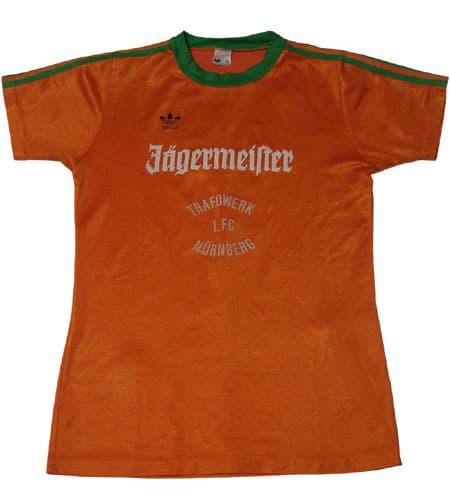 [古着/USED] 70's 西ドイツ製 アディダス サッカーシャツ