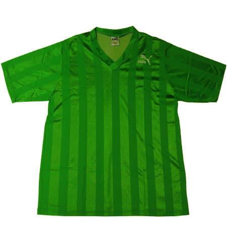 プーマ サッカーシャツ