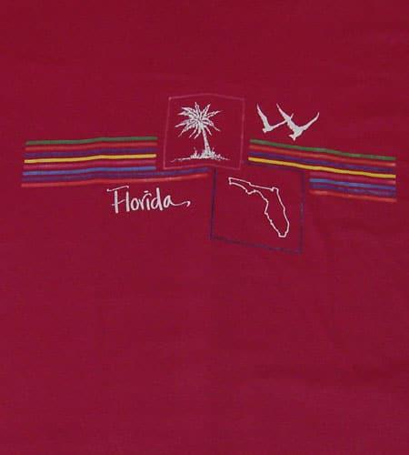 [古着/USED] 80's US製 サーフTシャツ