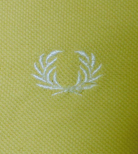 [古着/USED] 70's 西ドイツ製 フレッドペリー ポロシャツ