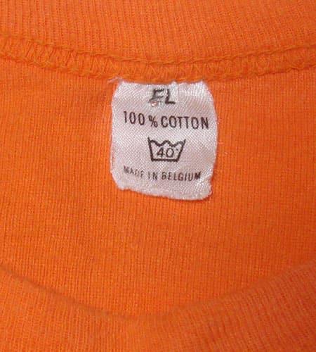 [古着/USED] 70's ベルギー製ユーロTシャツ