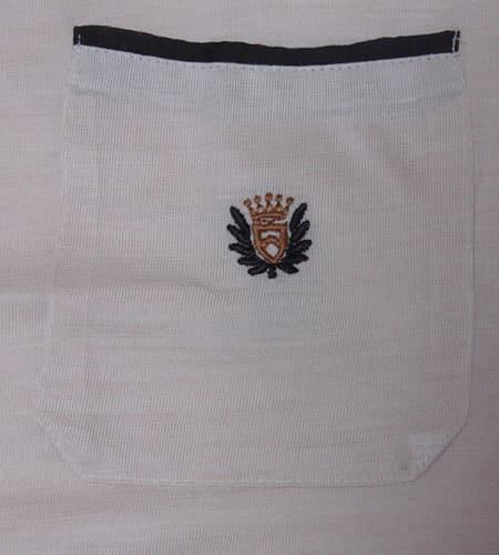 [古着/USED] 70's フランス製 デッドストック ポロシャツ
