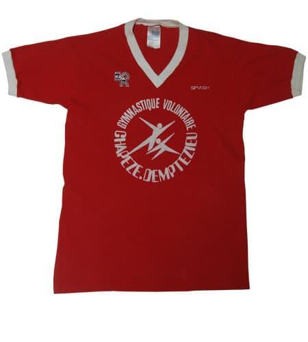[古着/USED] 70's フランス製 ユーロTシャツ
