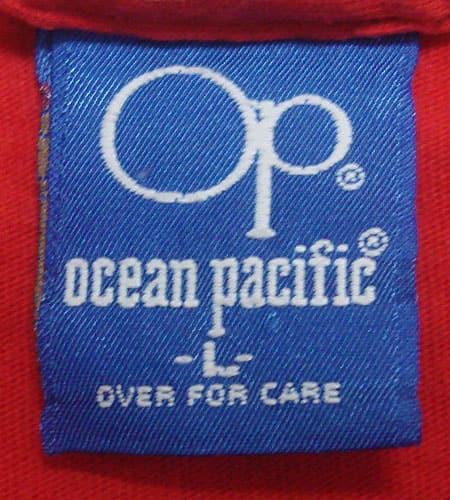 [古着/USED] 86's US製 オーシャンパシフィックTシャツ
