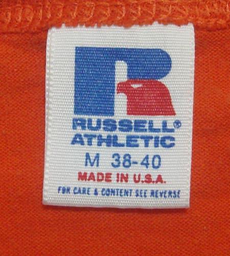 [古着/USED] 80's US製 ラッセルTシャツ