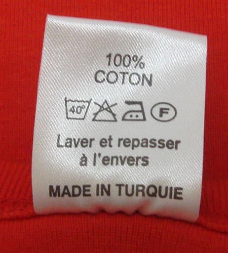トルコ製 TILT Tシャツ