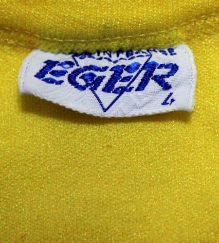 [古着/USED] 70's フランス製 ポリエスエル ユーロTシャツ