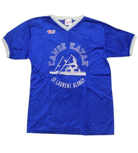 [古着/USED] 70's ベルギー製 TILT サッカーシャツ