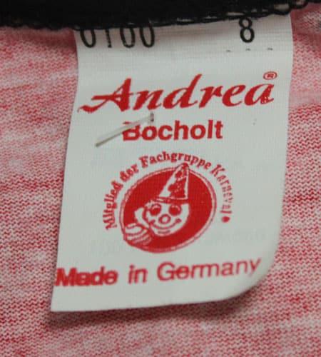 ドイツ製 ユーロTシャツ