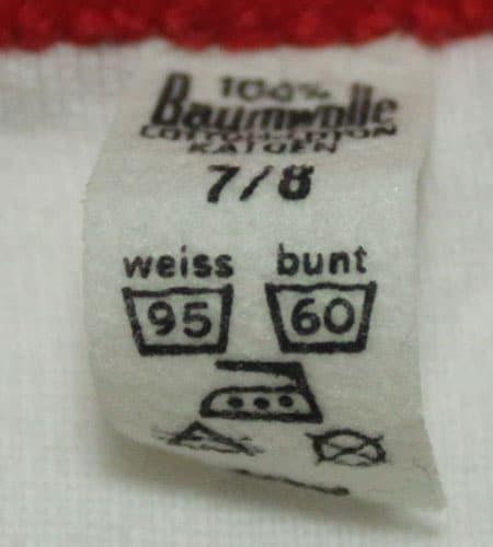 西ドイツ製 ユーロTシャツ